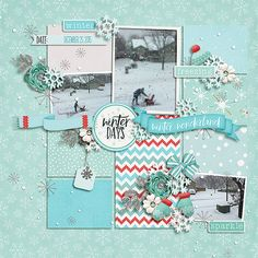 kit: Glisten & Glide by Digilicious Designs Template: Fuss Free Freebee 158 by Fiddle Dee Dee Designs