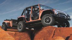 Jeep off-road camper ready for the rough stuff. Coolest camper ever | Fox News