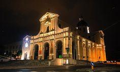Es increíble ver la Iglesia dedicada a la Virgen de Bonaria! Es de aquí el nombre de la ciudad de Buenos Aires. #bonaria #bonariacagliari #buenosaires @buenosaires @travelbuenosaires @buenosairescity @casarosadaargentina #tourism #sardeña #sardegna #sardinia #cagliari