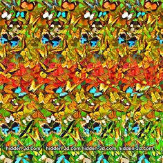 Miscelenious Stereogram Gallery : Pollen factory : Stereogram Images, Games, Video and Software. All Free! Crazy Optical Illusions, Optical Illusion Paintings, Eye Illusions, Magic Eye Pictures, 3d Pictures, Hidden 3d Images, 3d Stereograms, Illusion Pictures, Eye Tricks