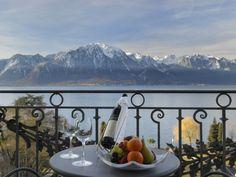 Fairmont Le Montreux Palace - Montreux, Switzerland