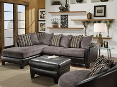 E360 2 Piece Sectional by Encore