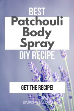 Are you looking for simple body spray recipes to use? Essential oils have so many great uses including being able to create your own body spray recipes. That's why I'm sharing the best Patchouli body spray DIY recipe. Get the recipe and start spraying today! #diyrecipes #bodyspray #essentialoilrecipes #bodysprayrecipes #patchouli #patchoulibodyspray #diy #recipe #bodysprayDIY #patchoulibodysprayrecipe