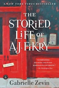 """""""My life is in these books, he wants to tell her. Read these and know my heart.""""  The Storied Life of A. J. Fikry: A Novel"""