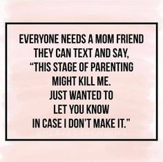 20 Funny Memes that sum up how hard it is to make mom friends