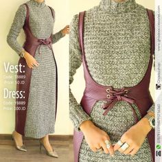 Hot. Nice way to give an old dress a different look