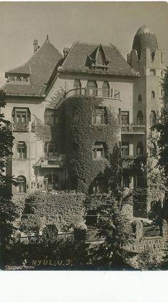 1930-as évek. Nyúl utca 3.
