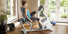 Recumbent Exercise Bikes For Back Pain And People With Short Heights ExerciseBikeReviewer #ExerciseBikes