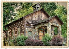 Cody Creek Chapel Vintage by Steve'53, via Flickr
