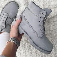 Timberland Boots - grau grey // Foto: denise_niisi |Instagram