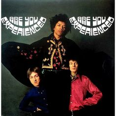 The Jimi Hendrix Experience – Are You Experienced 1967