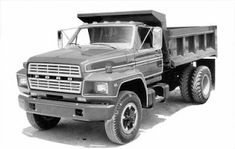 We Love Ford's, Past, Present And Future.: 1980-1989 Ford Trucks