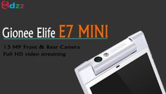 buy gionee Elife E7 mini at cheap rate  visit @http://bit.ly/1lZU07G
