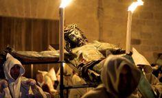 Cristo de la Buena Muerte, Semanasa Santa de Zamora