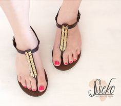 Oh the lovely things: Sseko Sandals