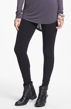 I've never had leggings. I think I'm ready to try. BP. Essential Leggings available at #Nordstrom