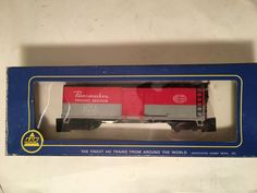 HO AHM 5279 NEW YORK CENTRAL PACEMAKER 40' Boxcar NYC 174479 FREE SHIPPING #AHM
