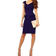 Miusol Womens New Fashion V-neck Cap...