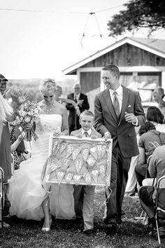 Here Comes The McLeans  #Bride #Groom #JrGroom