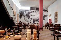 Desayuno en Rafaelhoteles #Ventas