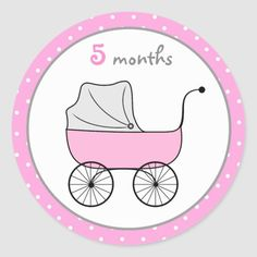 Get your hands on great customizable Monthly Baby Pink Stickers stickers from Zazzle. Choose from thousands of designs or make your own today! Godchild Gift, Baby Month Stickers, Baby Clip Art, Decorated Water Bottles, Baby Design, Baby Month By Month, Round Stickers, Create Your Own, Wedding Invitations