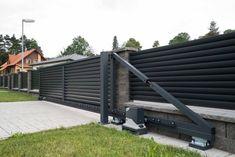 Hliníková brána, branka a plot Viana - LAMARK Ladder, Design, Design Comics, Staircases, Stairway, Staircase Runner