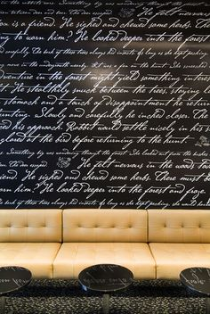 If you had to pick song lyrics for your wall or a canvas, what would they be? Tell us in the comments! :)  (And we can DO that with a custom Modello® Designs stencil pattern!)