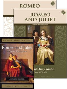 Romeo and Juliet Set (14-15-16-17Y) [Comprehension] [Vocabulary] [Spelling] [Composition] [Grammar] [Drama]