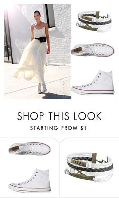 """J"" by jelenadjordjevic-1 ❤ liked on Polyvore featuring Converse and Zodaca"