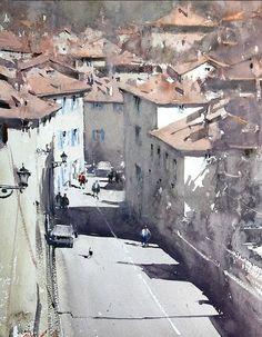 Joseph Zbukvic town