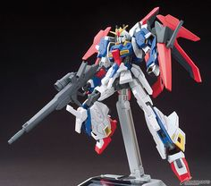 HGBF 1/144 LIGHTNING Z GUNDAM: UPDATE Many Big Size Official Images, Info Release http://www.gunjap.net/site/?p=258445