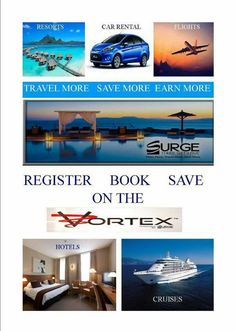 If you're using Expedia, Orbitz or any other travel booking site to plan your next vacation.....WAIT!  Check out our rates first! 85-90% of the time, we have the lowest rates out there!Save time and money!   Sign up for free today!www.myvortex365.com/1196880