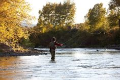 Fly Fishing: Glenwood Springs, Colorado.Fame first came to Glenwood Springs courtesy of the area's eponymous bubbling waters. The city's home to the world's largest naturally occurring hot springs pool, and is located at the point where the Roaring Fork and Colorado rivers meet. Today, however, this Colorado gem is nationally famous for its Gold Medal (i.e., high-capacity, fishing-friendly) waters, which boast some of the best trout fishing not just in Colorado, but in the country - year…