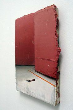 Matthias Weischer, Corner, 2005