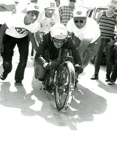 loxleelovesengins The Worlds Fastest Indian
