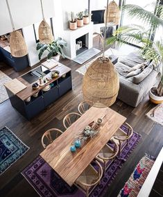's Marbella home with bright and colourful, textile-rich, laid-back ambiance. Bohemian Interior, Bohemian Decor, Bohemian Fashion, Bali Decor, Bohemian Apartment, Bohemian Design, Interior Bohemio, Home Interior Design, Interior Decorating