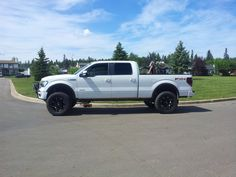 2011 Ford F-Series Build by Old Pickup Trucks, Hot Rod Trucks, Lifted Ford Trucks, Big Trucks, F150 Lifted, Ford F150 Fx4, F150 Truck, Jeep Truck, Ford 4x4