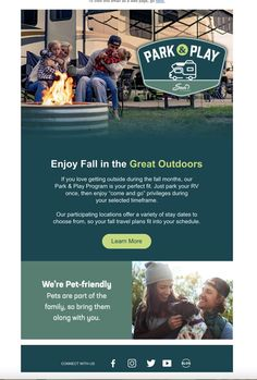 Come And Go, Bring It On, Fall Months, Email Marketing, The Great Outdoors, Perfect Fit, The Outsiders, How To Plan, Fall Season Months