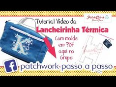 Lancheira Térmica - YouTube