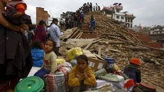 Powerful Nepal earthquake leaves heavy death toll