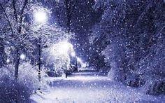 Winter Night in Venice