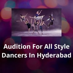 Looking for 20 girls & 10 boys all style dancersin Hyderabad. Minimum working period of 6 months. The post Audition for all style dancers in Hyderabad appeared first on Jobs and Auditions. Part Time Jobs, Hyderabad, Dancers, 6 Months, Boys, Girls, Music Videos, Period, Movie Posters