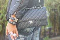 Chanel and tough accessories