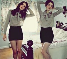 Pretty as You Feel (by Sarah S Osa) http://lookbook.nu/look/2668913-Pretty-as-You-Feel