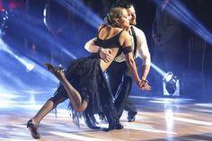 Val Chmerkovskiy & Elizabeth Berkley dancing the Argentine Tango  -  Dancing With the Stars  -  Week 4  -  Season 17  - fall 2013