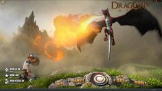 Get in the mix of the adventure on Dragon's Myth Online #Slot