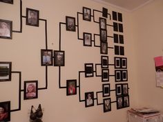 Wall of ancestors