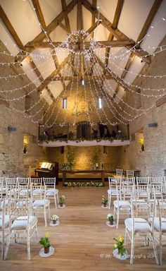 Hannah & Jason marry at the Great Tythe Barn, Tetbury...   Nikki Kirk Photography