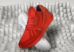 Adidas Tubular Runner Mono (White & Red) post image