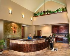 The 2013 Veterinary Economics Hospital Design People's Choice Awards - Hospital Design All Pets Animal Hospital Katy Texas